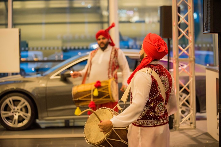 A Bollywood Inspired Evening with Audi Senses and The Mint Room