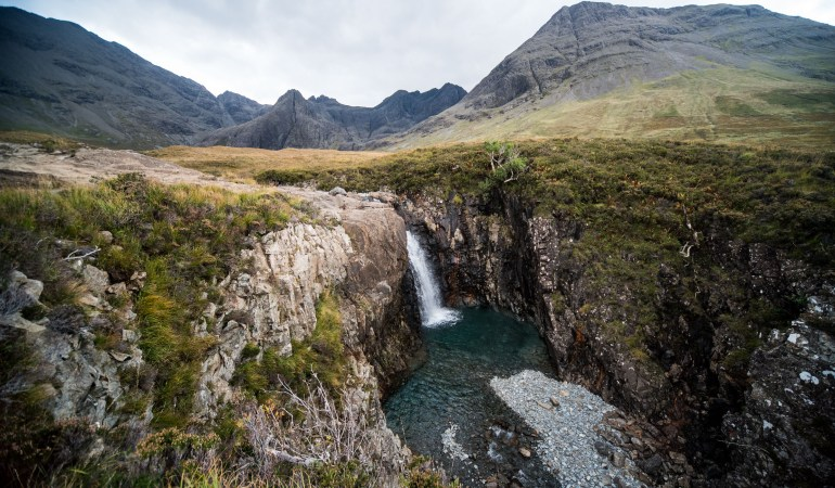 Fairy Pools and Cuillins - 30 Photos of the Isle of Skye to Ignite Your Wanderlust