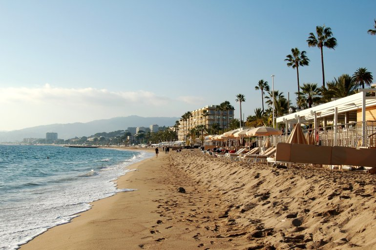 10 Incredible Things to Do on the French Riviera - Cannes Beach and La Croisette
