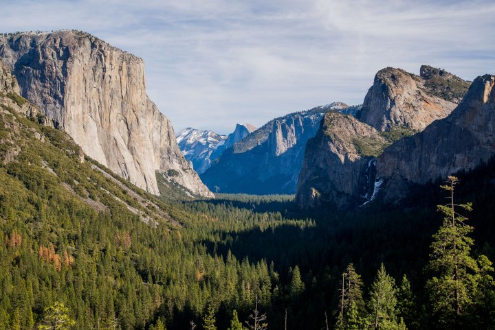 Tunnel View, Yosemite National Park, California #travel #lessons #lifelessons #gratitude #blessings #wanderlust #selfdevelopment #tunnelview #yosemite #yosemitenationalpark #california