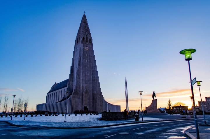 Iceland Budget: How Much Does a Trip to Iceland Cost? Hallgrimskirkja, Reykjavik