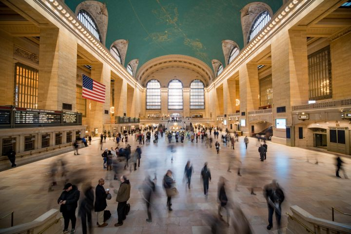 43 Epic Photos of New York City to Inspire You - Grand Central Terminal