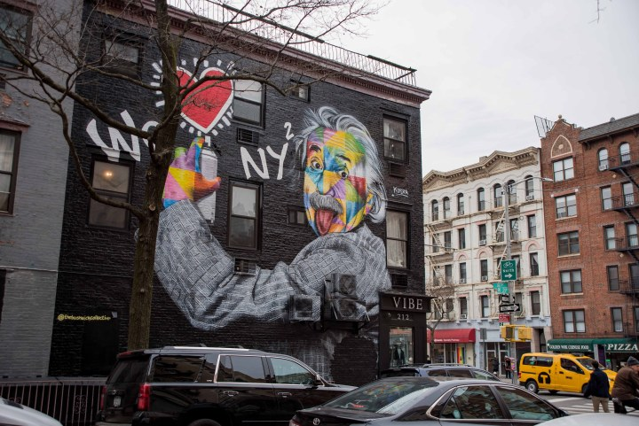 43 Epic Photos of New York City to Inspire You - New York Graffiti Street Art