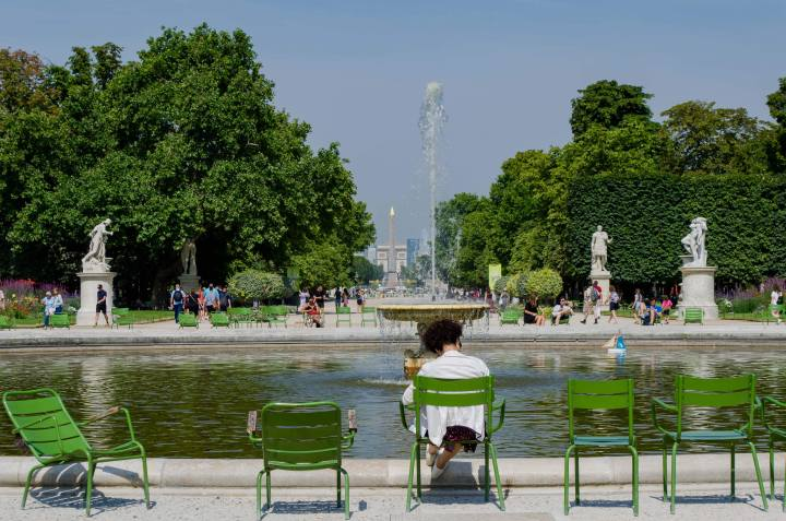 Jardins des Tuileries - 10 Things to Do for Free in Paris