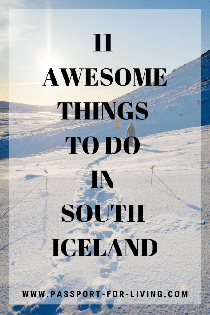 11 Awesome Things to Do in South Iceland - #iceland #southiceland #goldencircle #reykjavik #landoffireandice #glaciers #volcanoes #snow #travel #wanderlust #hiking #reykjadalur #kraumaspa #bluelagoon
