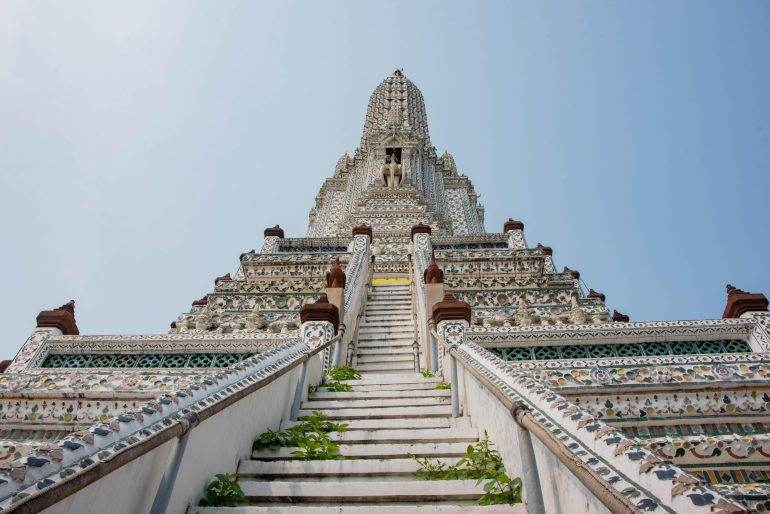 Wat Arun - How to Spend 36 Hours in Bangkok, Thailand