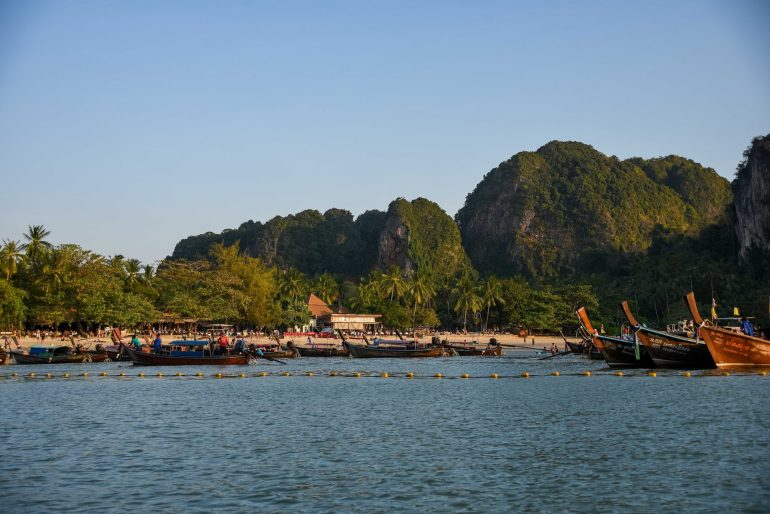 Railay West Beach - Visiting Railay Beach