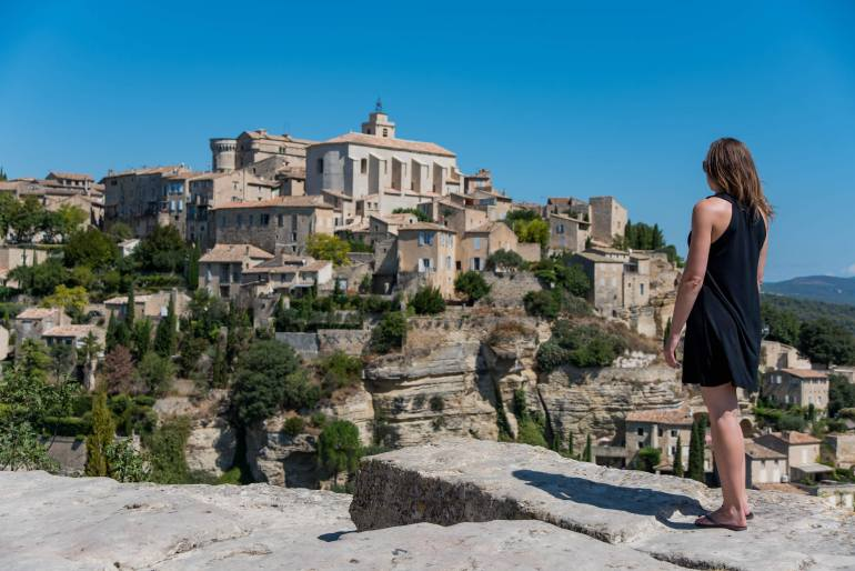 5 Reasons to Travel Solo (and Why You'll Love It) - Gordes, Provence, France