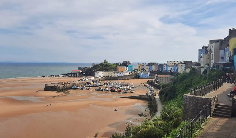 Tenby, Pembrokeshire 3-day itinerary