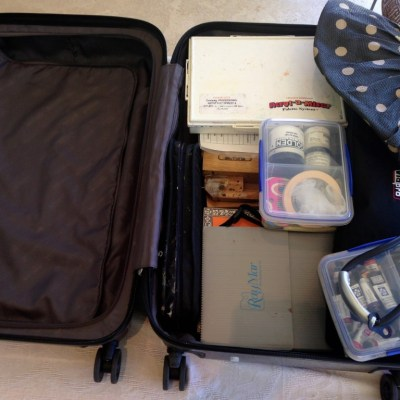 Packing smart, travel tips for artists, painting courses, painting holidays, european painting trips, plein air painting travel