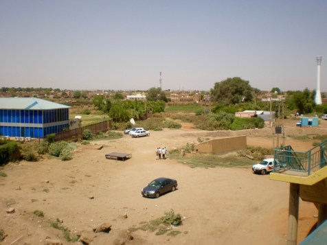 Rural land in the heart of the city