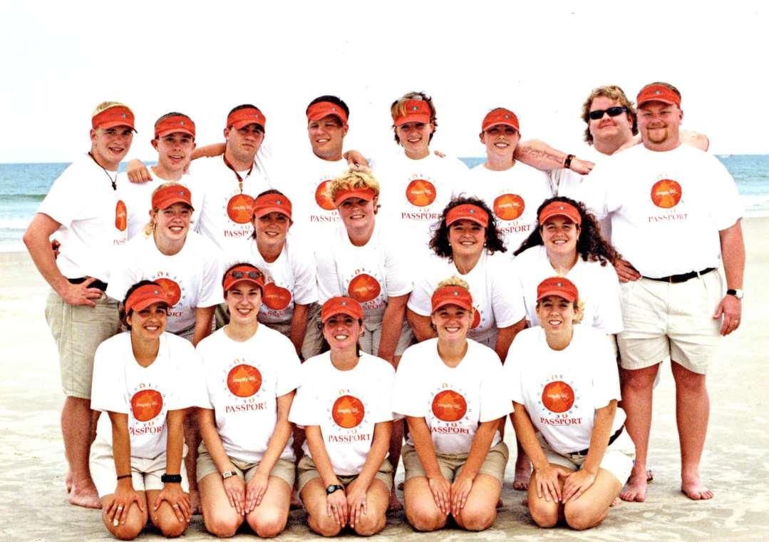 2001 Staff Daytona