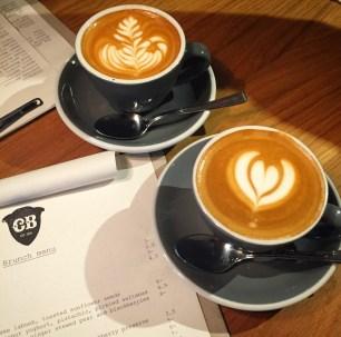 Coffee at Caravan bankside