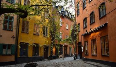 Galma Stan, Stockholm