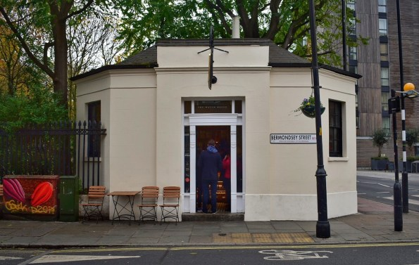 The Watch House, london coffee