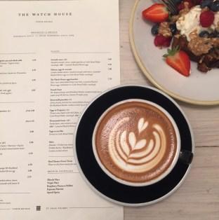 The Watch House coffee