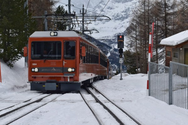 Gornergrat train, Zermatt