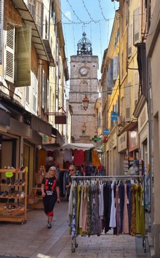Apt market, Luberon