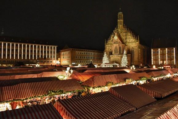 Hauptmark, Nuremberg Christmas market