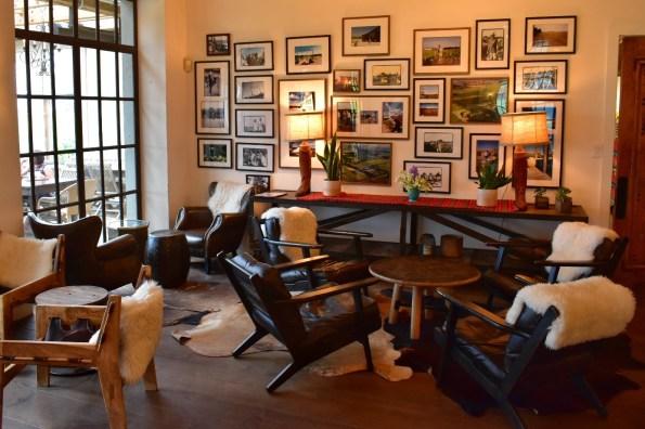Wolffer Estate tasting room, Hamptons