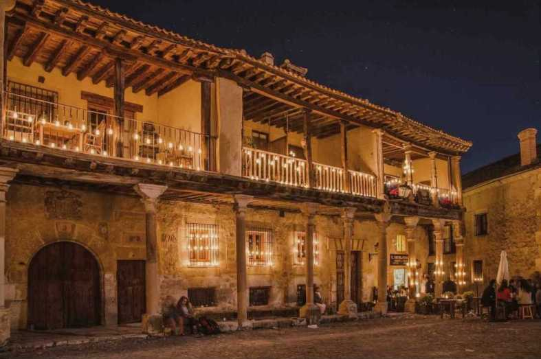 visitar Pedraza madrid españa