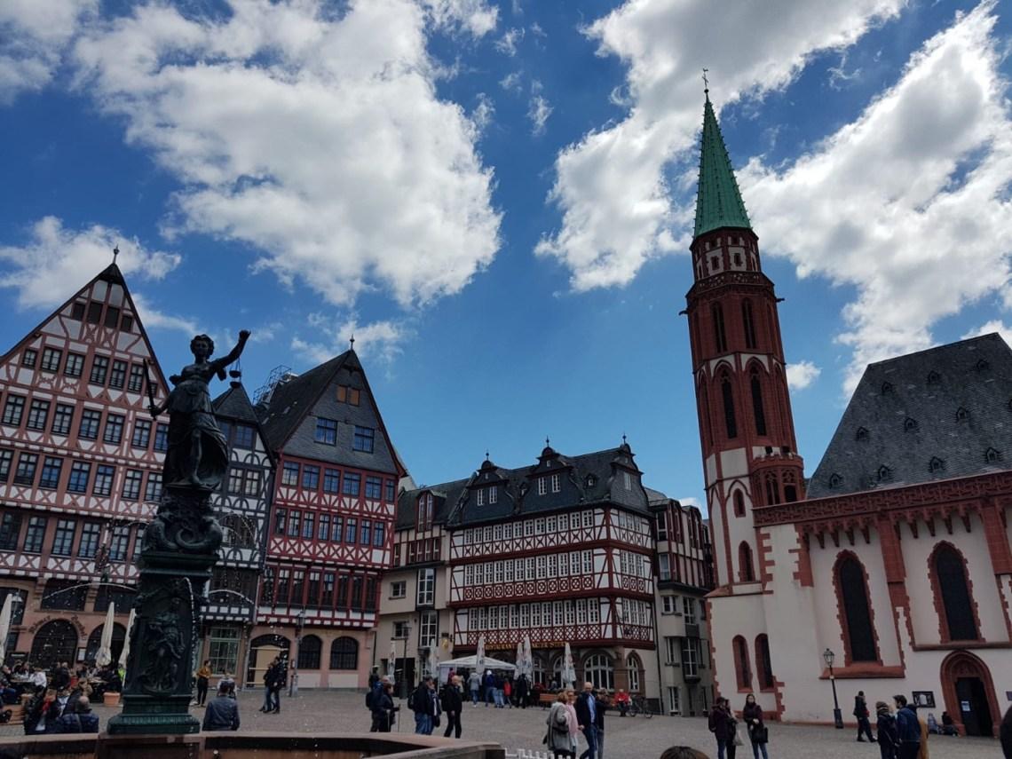 que ver frankfurt