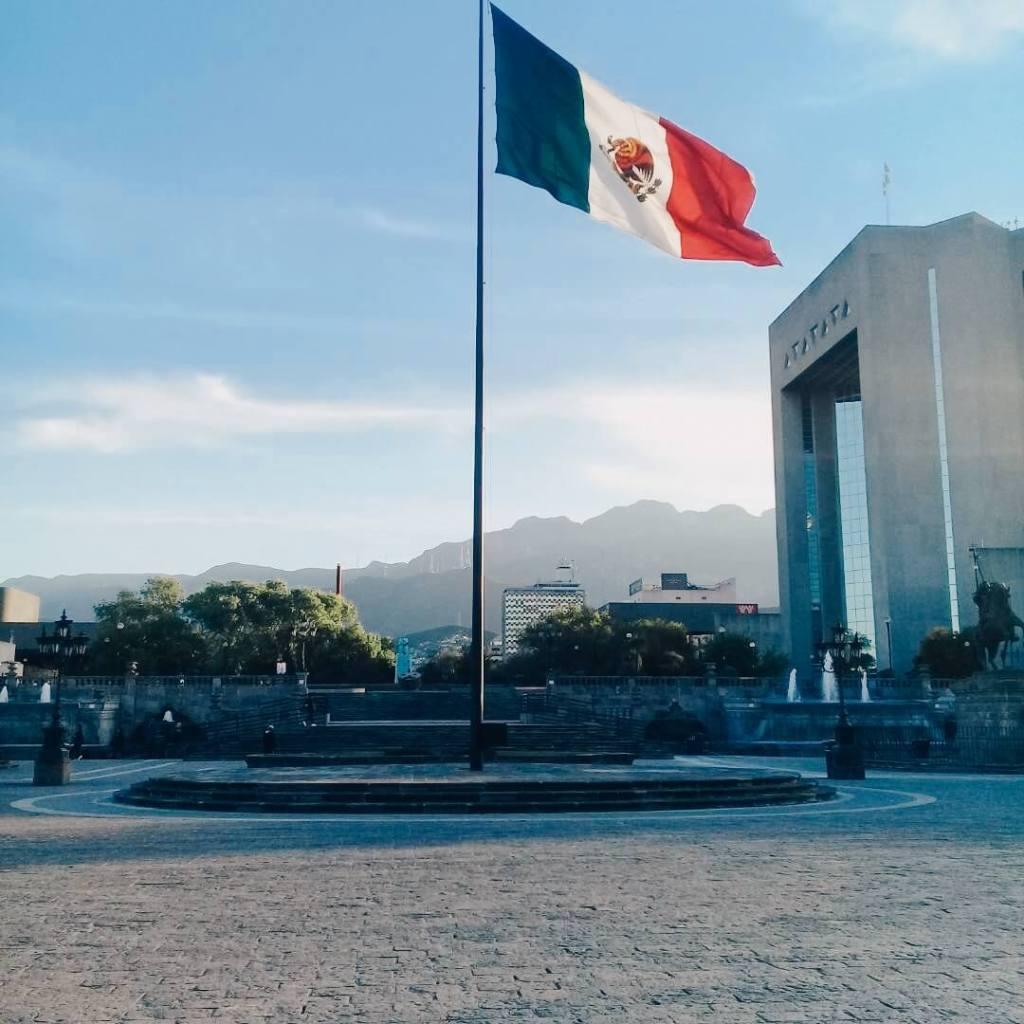 Macroplaza de Monterrey Mexico