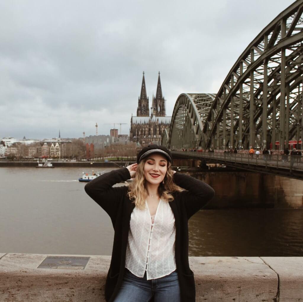que ver en puente hohenzollern bridge en alemania