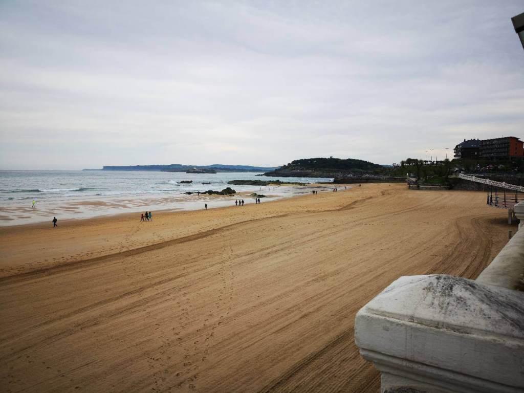 Playa de Sardinero, Cantabria