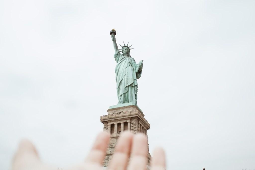 estatua libertado nueva york