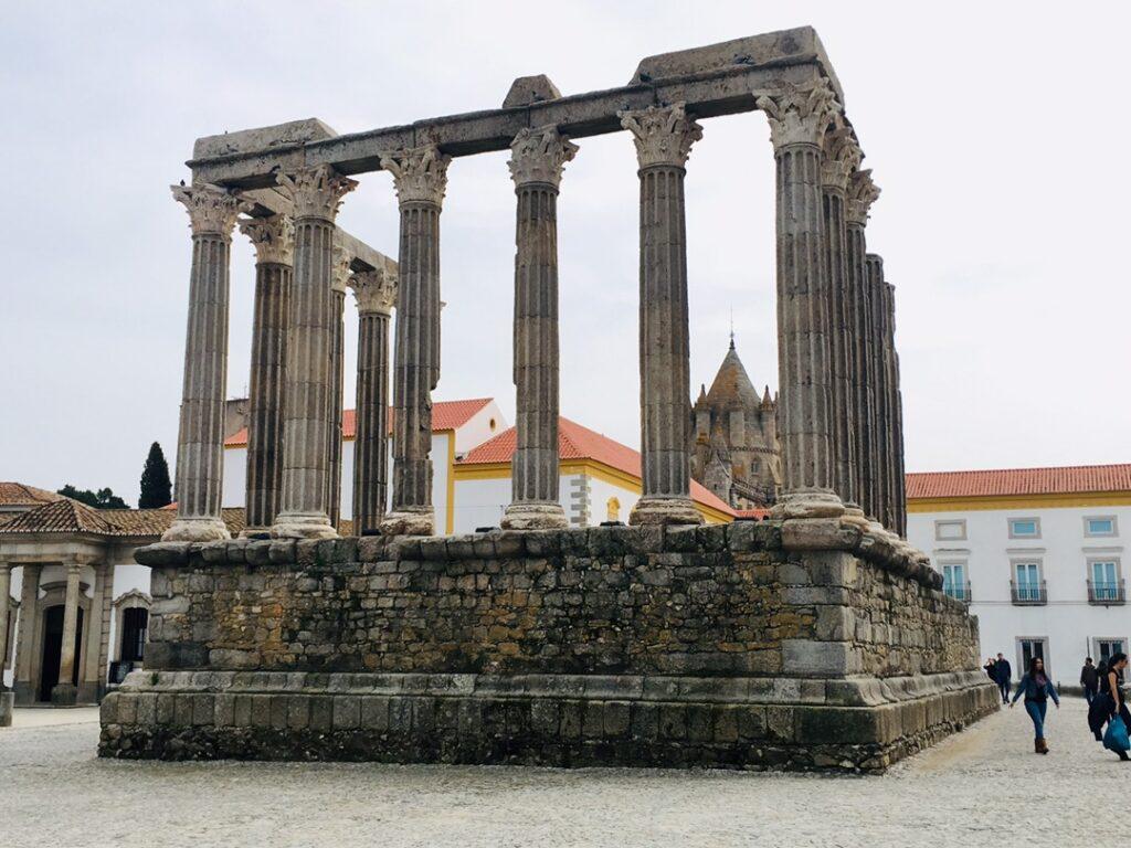 templo de Evora