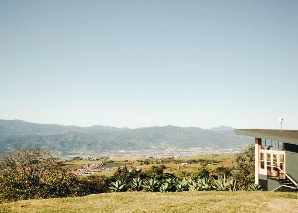 Viaje a Cartago, Costa Rica