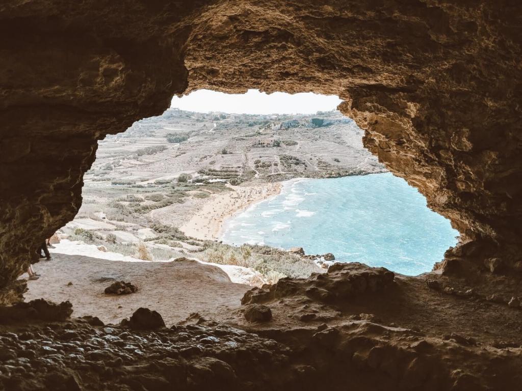 Ramla Bay, una de las mejores playas de Malta