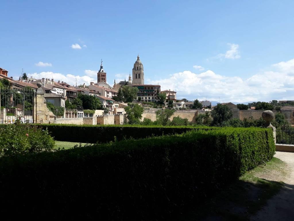 que ver en el Alcázar de Segovia