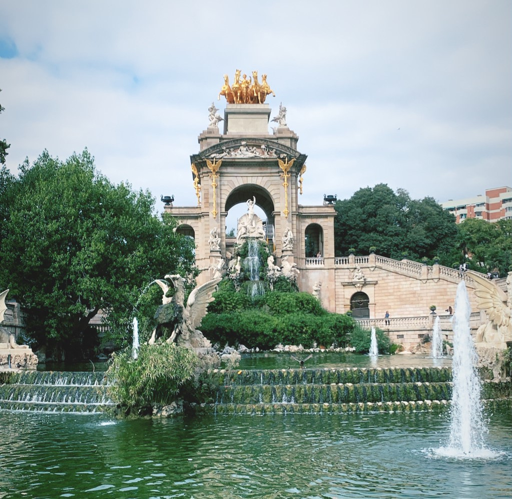parque de la ciudadela barcrlona