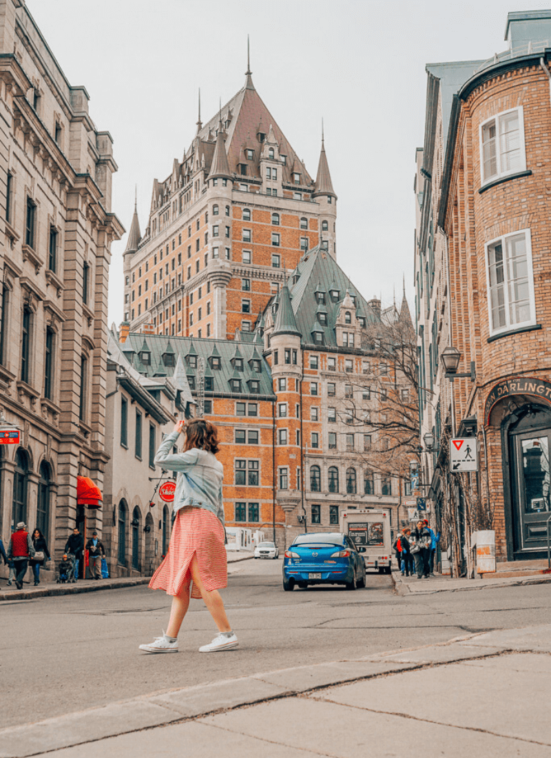 Instagram Locations in Quebec City