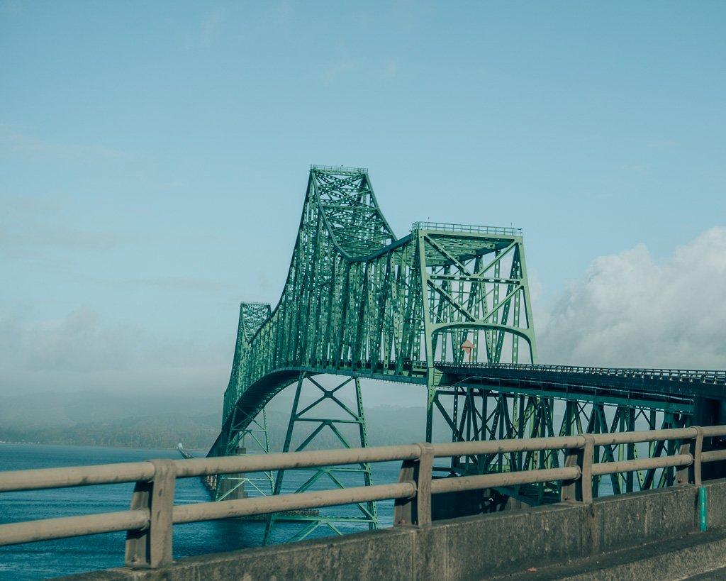 Day trip from Portland to Astoria