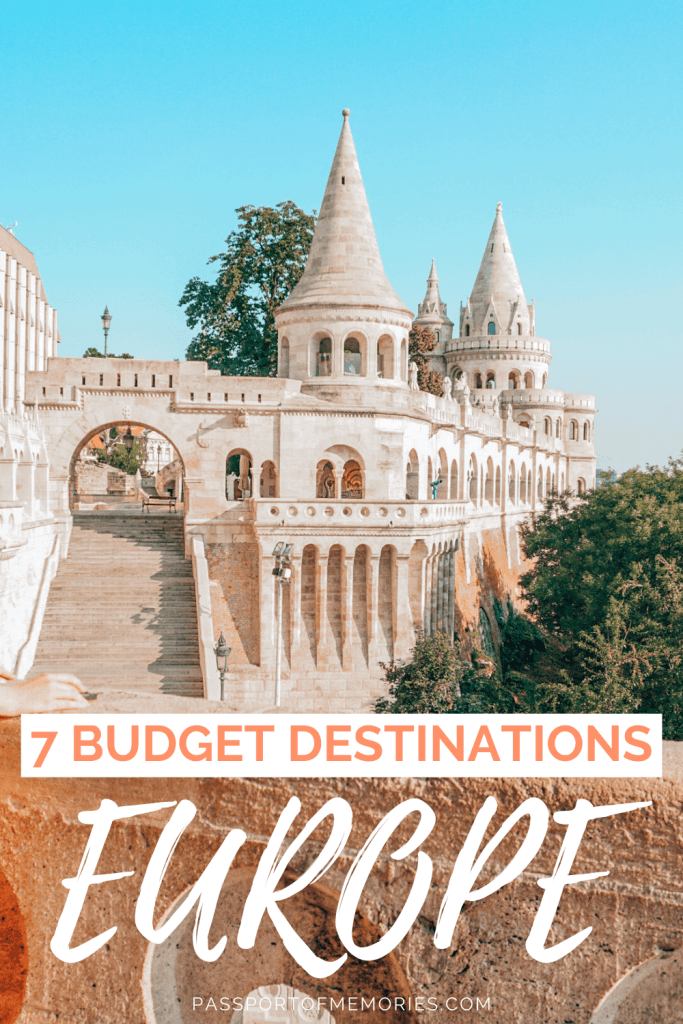 7 Budget Destinations in Europe