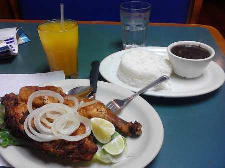 twelve dollar meal including drinks, Hugo Morel
