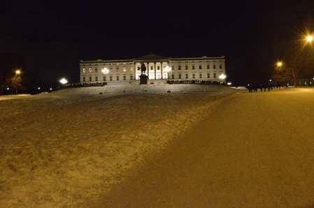 Outside of the palace photo courtesy of Hugo Morel