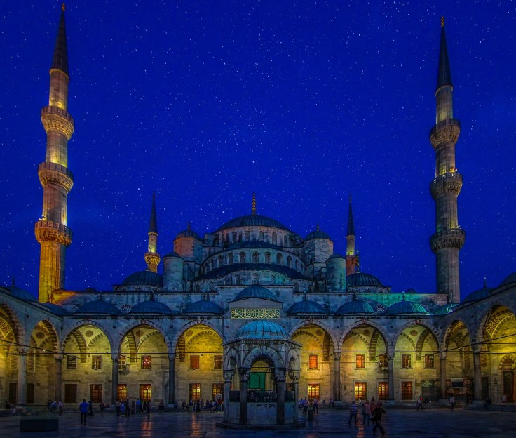 blue-mosque-1851032_1920