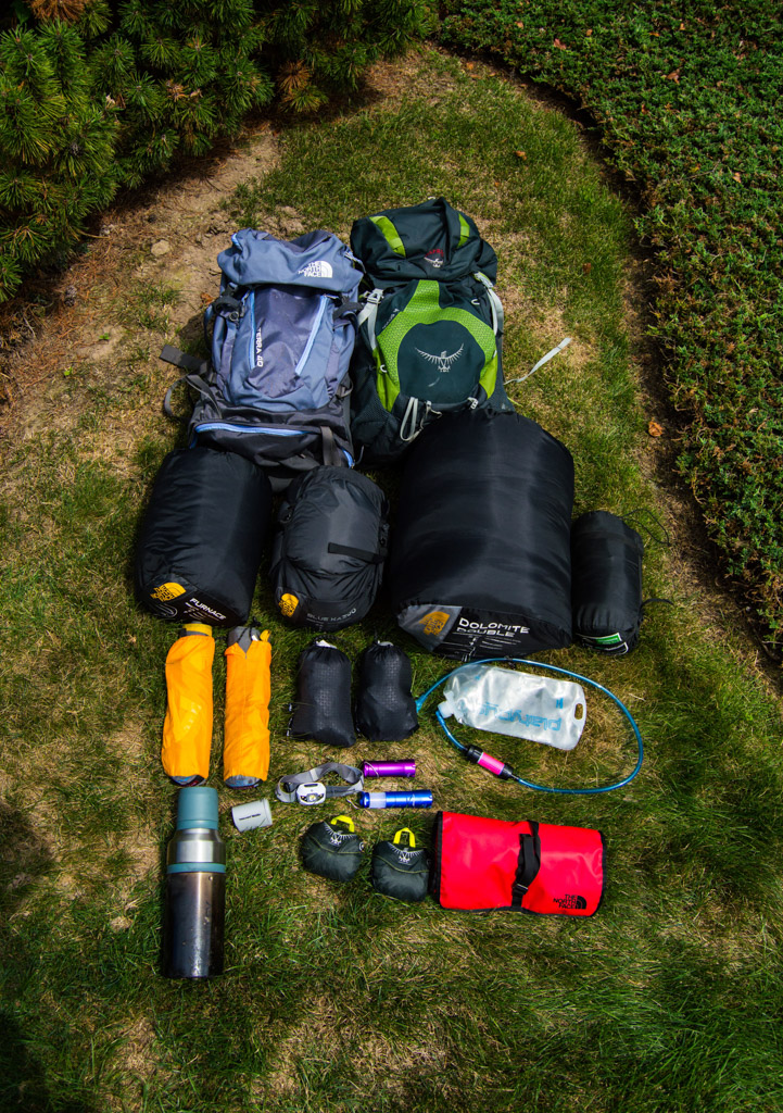 camping gear guide the passport pair