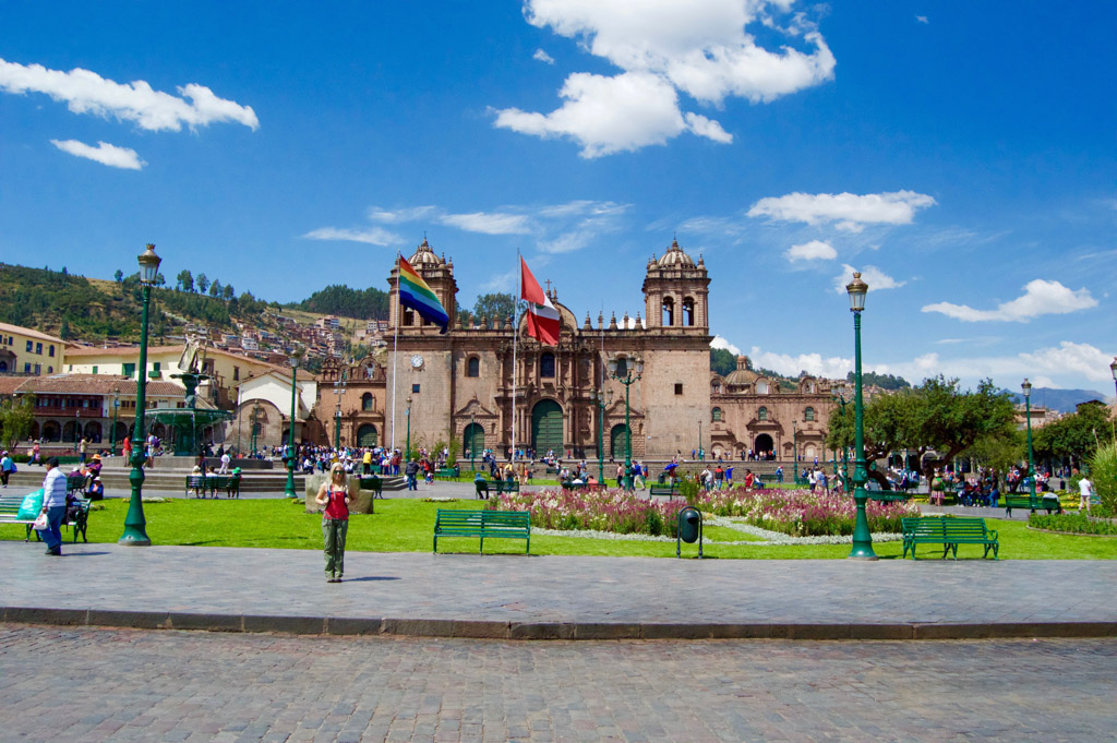 Travel to Cusco, Peru