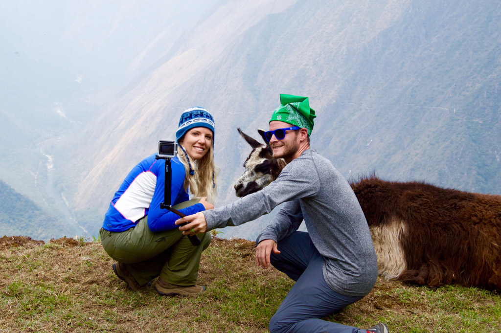 Inca Trail Day 3 Peru
