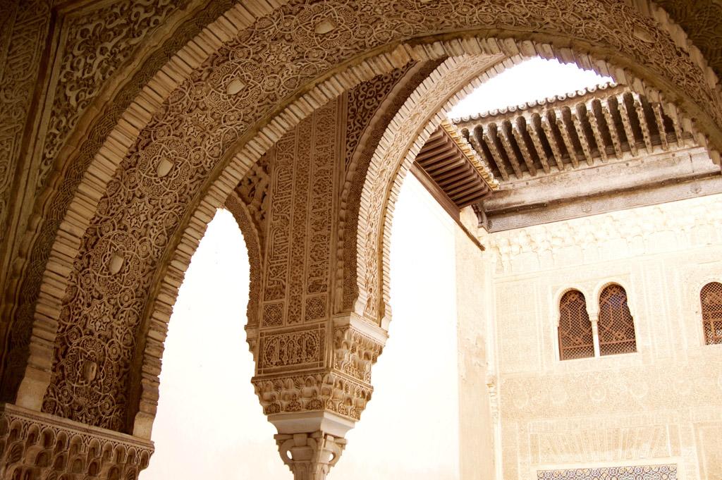 La Alhambra Granada Spain