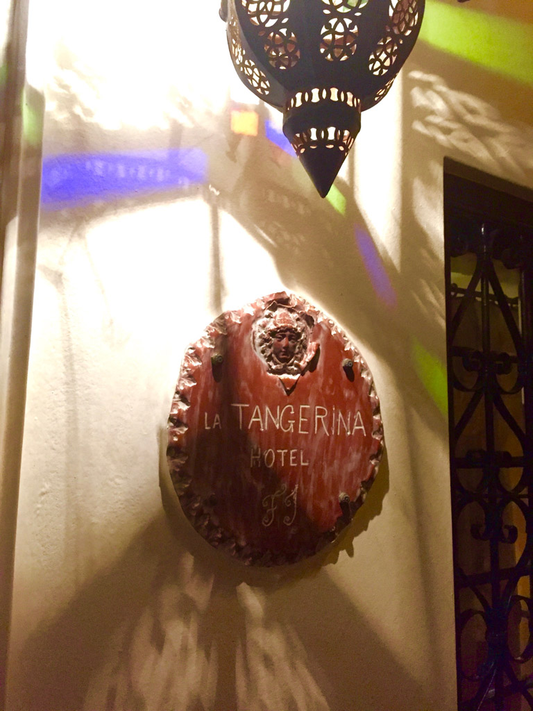 La Tangerina Tangier Morocco