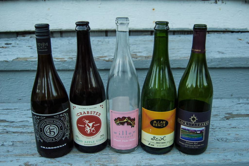 Michigan Vineyards