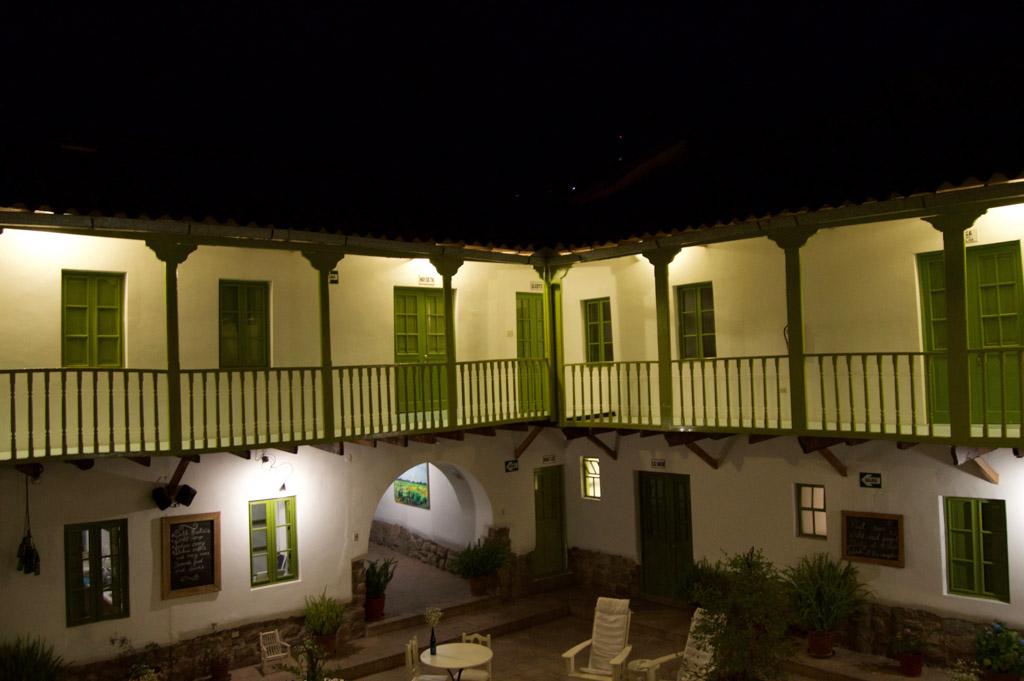 Niños Hotel in Cusco, Peru