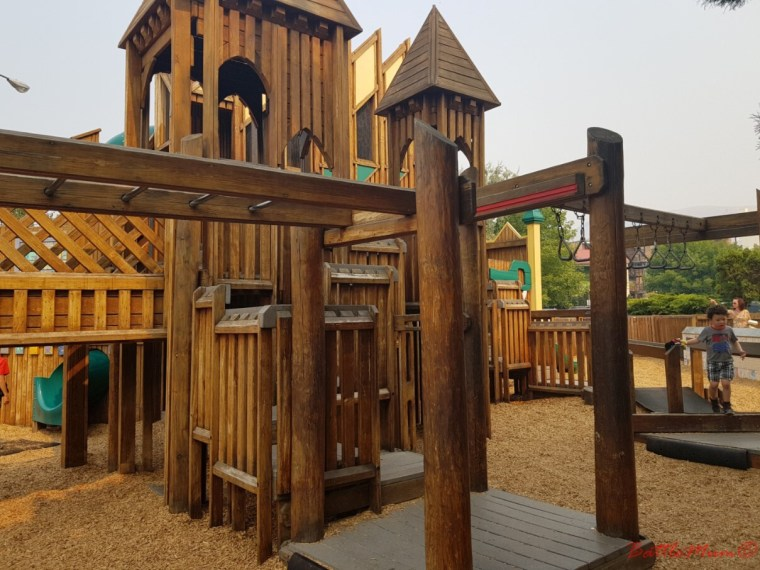 things to do in missoula with a toddler in tow - visit dragon hollow playground