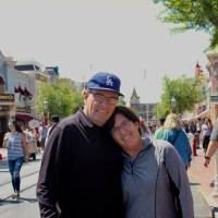 Disneyland with Mom & Dad